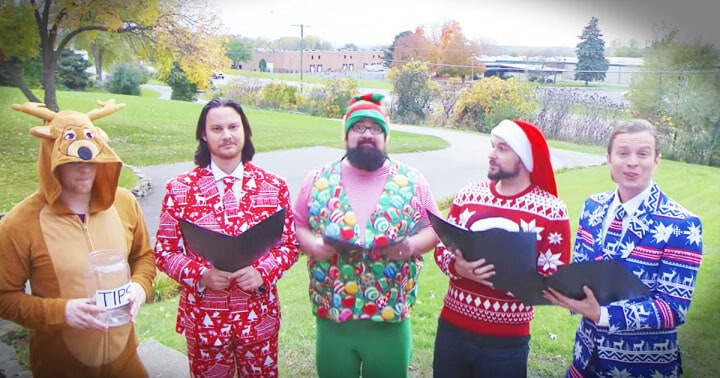 Read more about the article Gab Countdown to Christmas: Home Free