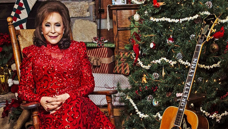 Read more about the article Gab Countdown to Christmas: Loretta Lynn