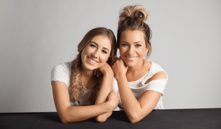 Maddie & Tae Teamed with Ram Nation to Spread Holiday Cheer