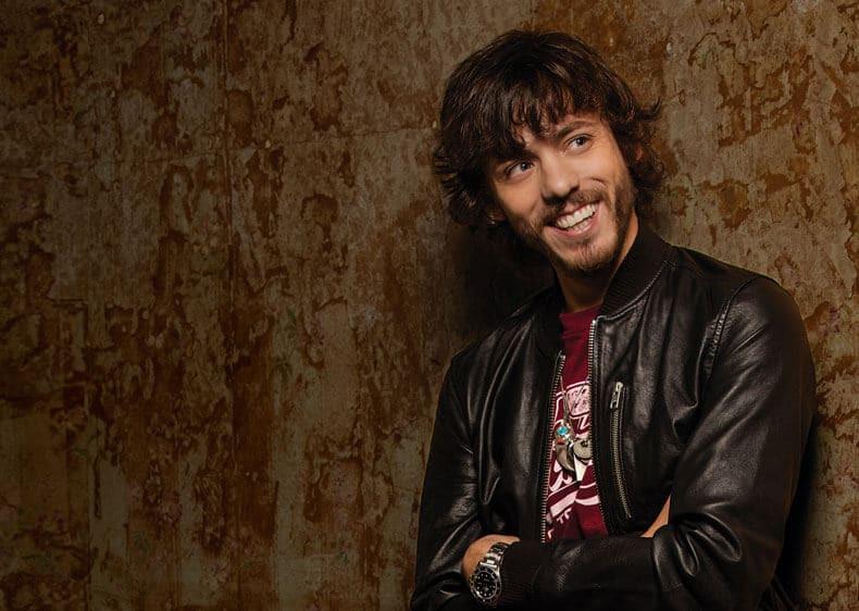Chris Janson sings his favorite Garth Brooks song