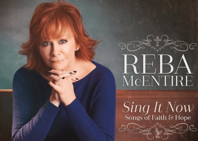 Reba McEntire Announces the Release of Two-Disc Gospel Album