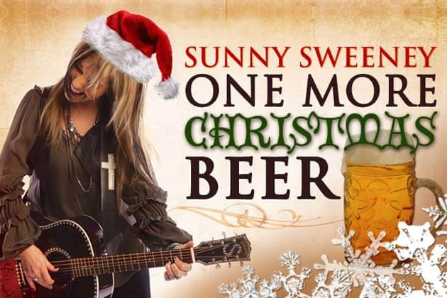 Read more about the article Gab's Countdown to Christmas: Sunny Sweeney
