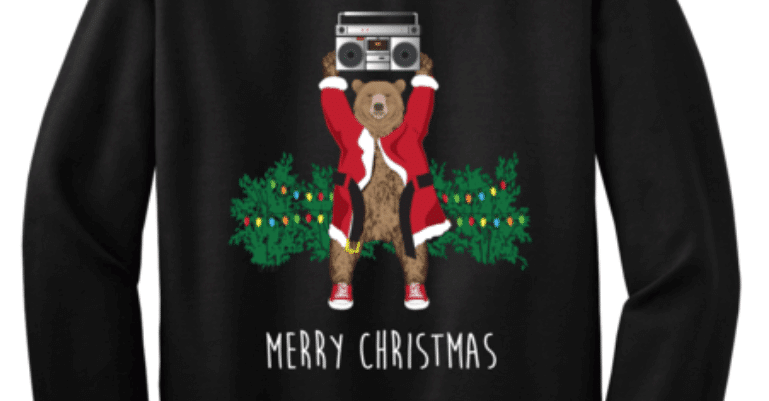 Buy a Holiday Sweater, Help a Great Cause