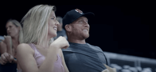 'Bachelor' Contestant Danielle M. Starred in a Cole Swindell Video