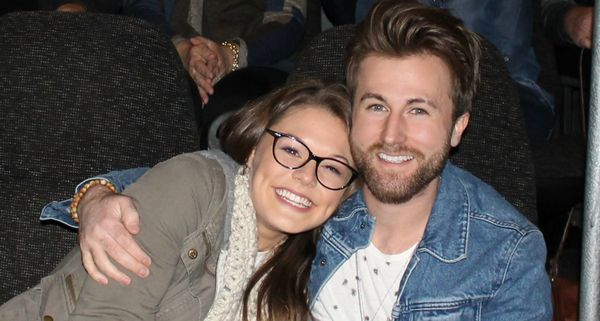 """Colton Swon Gets Engaged to Fellow """"The Voice"""" Alum Caroline Glaser"""