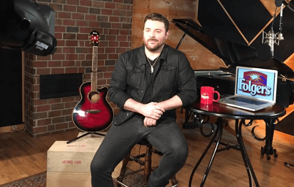 Win a Mentoring Session with GRAMMY Nominee Chris Young!