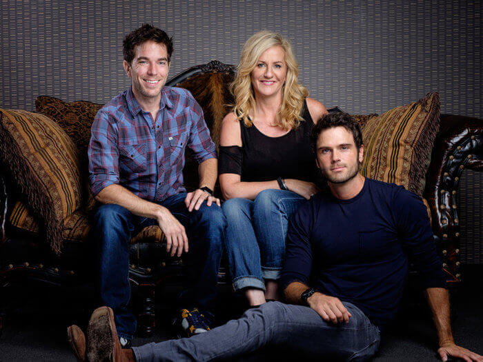 Chuck Wicks Returns to Morning Show Studio Following Car Accident