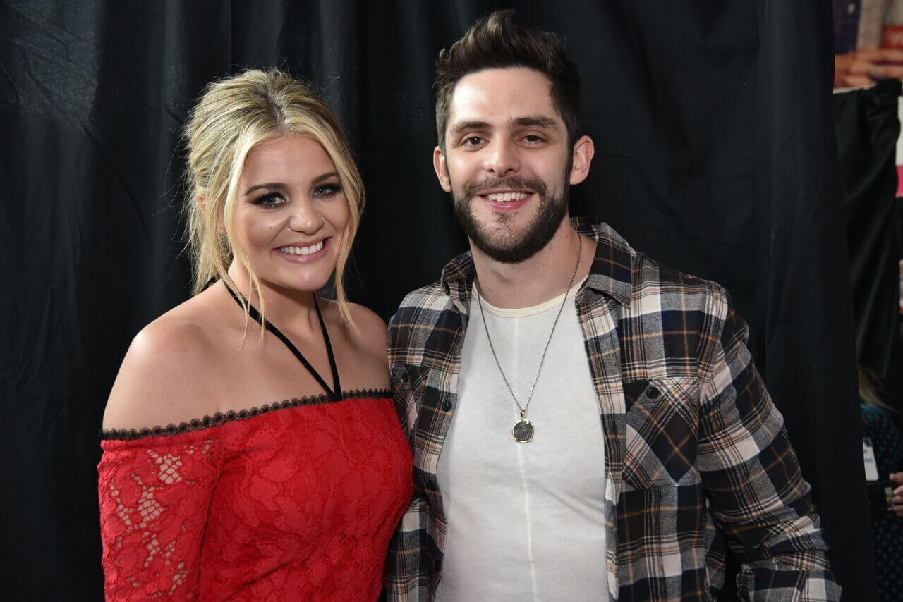 Some backstage fun at the 2017 ACM's!