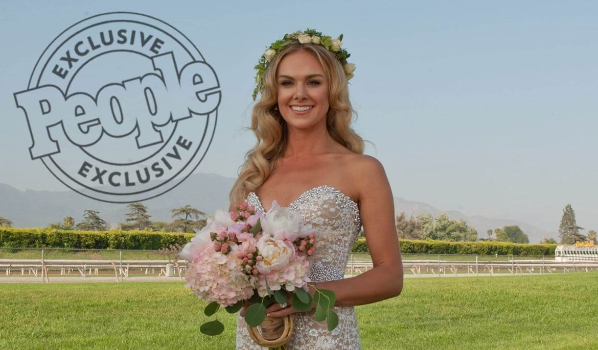 Read more about the article Laura Bell Bundy ties the knot in weekend wedding