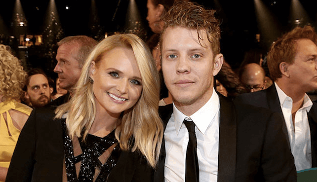 Miranda Lambert Serenades Anderson East at Chris Stapleton Show