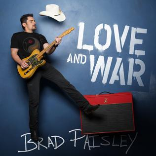 Brad Paisley's visual album, Love and War, now available on YouTube