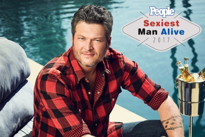 Luke Bryan pretty sure he's being punked by Blake Shelton's Sexiest Man Alive honor