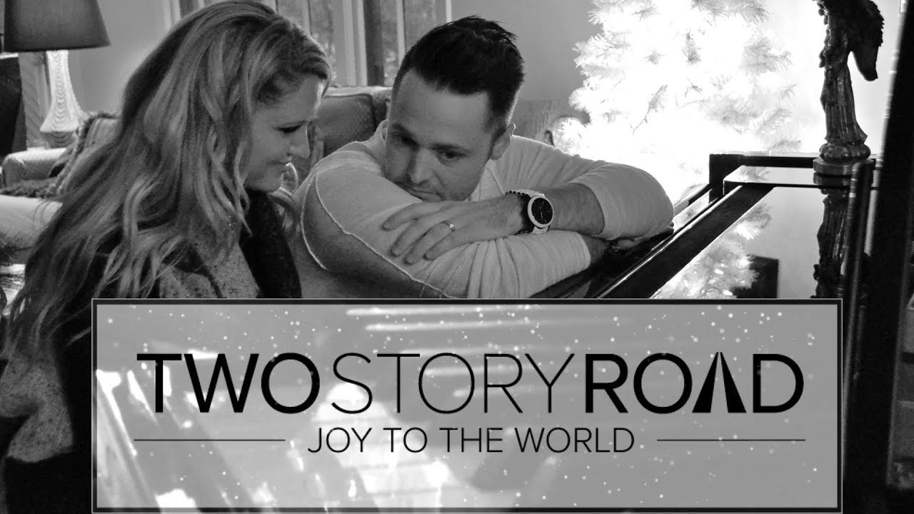 "Gab's 12 Days of Christmas: Two Story Road ""Joy to the World"""
