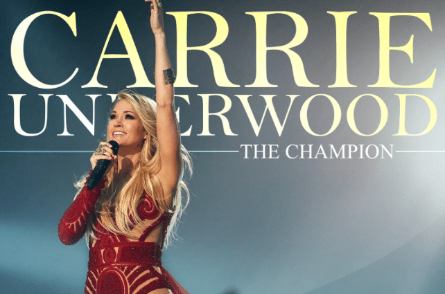 """#FanFriday: Fans React to… Carrie Underwood's """"The Champion"""""""