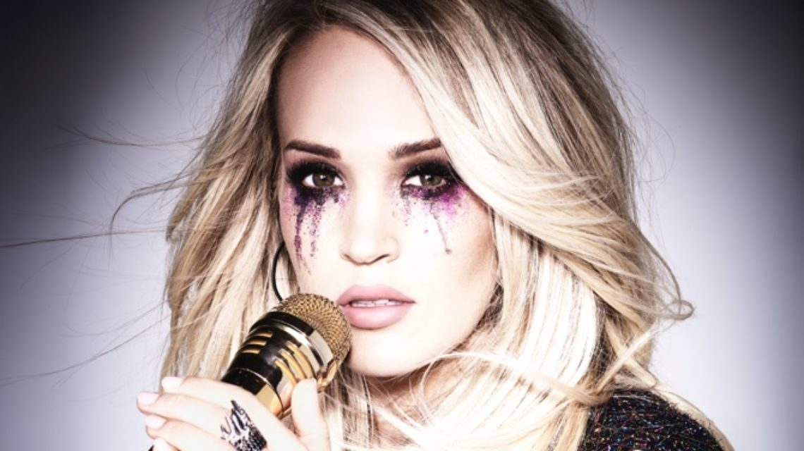 Carrie Underwood is getting her star on the Hollywood Walk of Fame this month