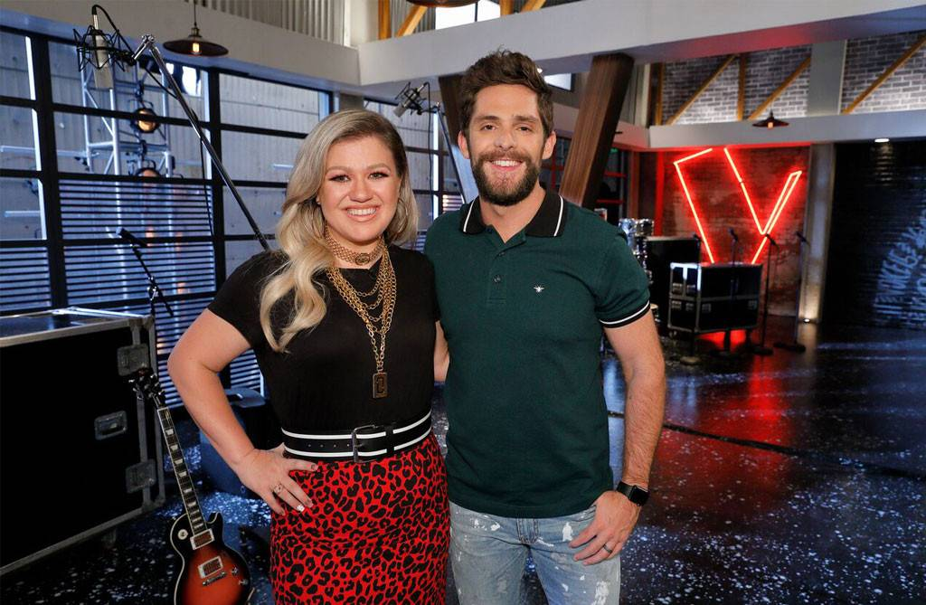 "Thomas Rhett is Headed to NBC's ""The Voice"""