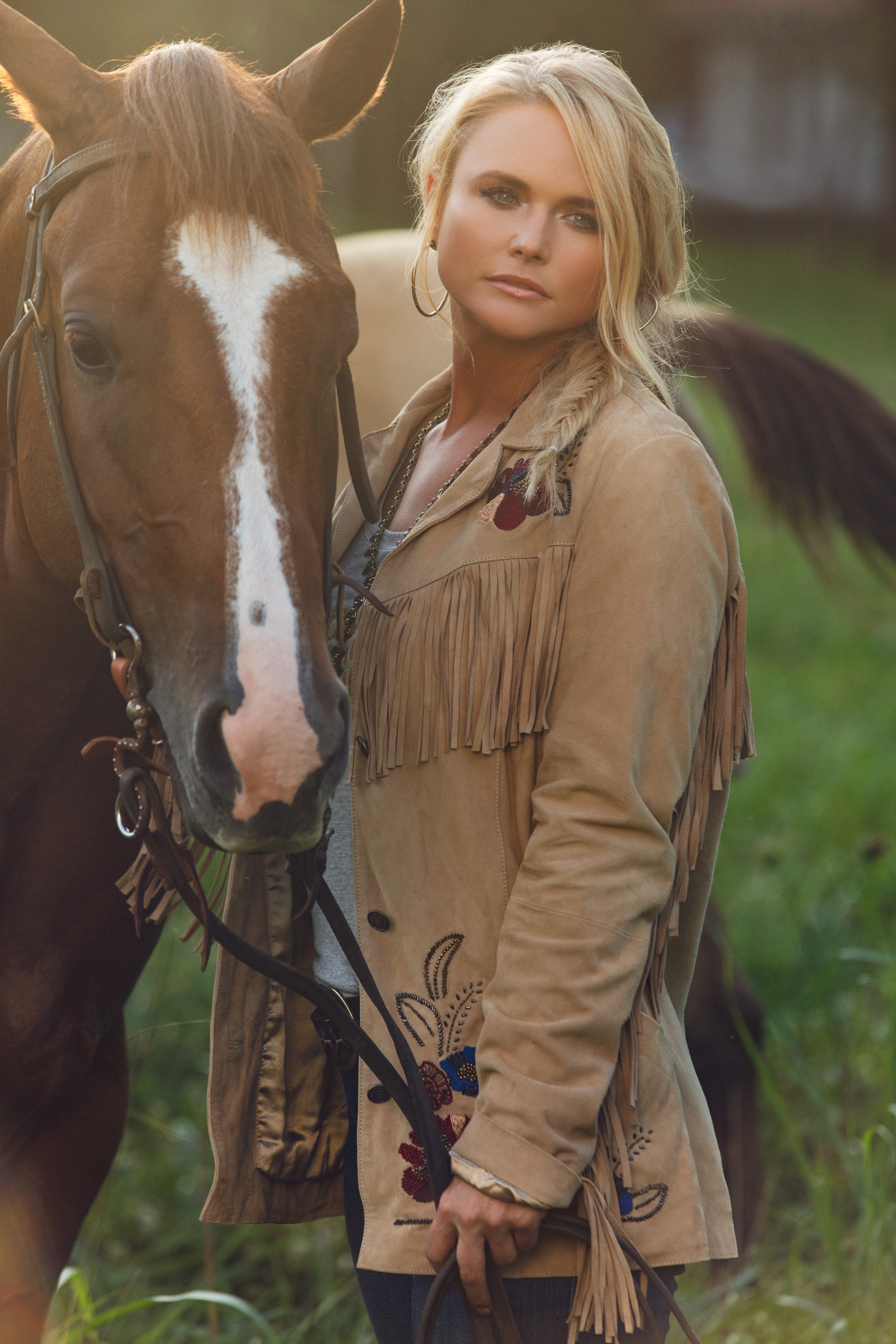 Miranda Lambert's new clothing line Idyllwind is now available