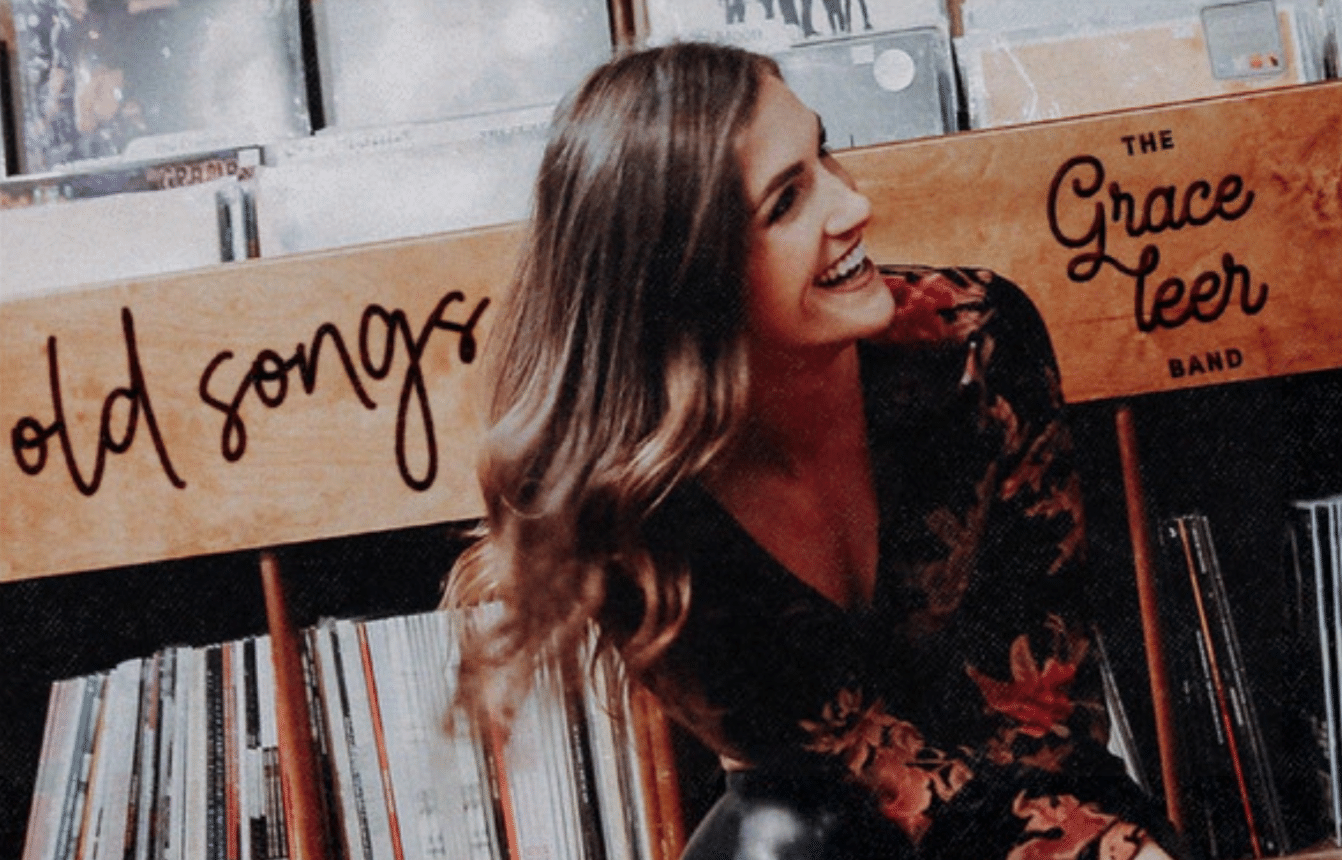 "The Grace Leer Band Releases New Single ""Old Songs"""