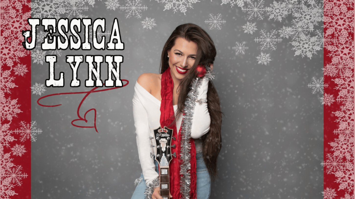 """Read more about the article Jessica Lynn Releases First Ever Holiday Song """"Santa You Can Skip Our House"""""""
