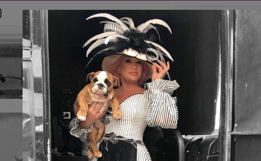 Tanya Tucker getting a star on the Hollywood Walk of Fame
