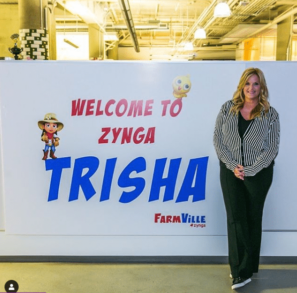 Trisha Yearwood gets animated for Farmville