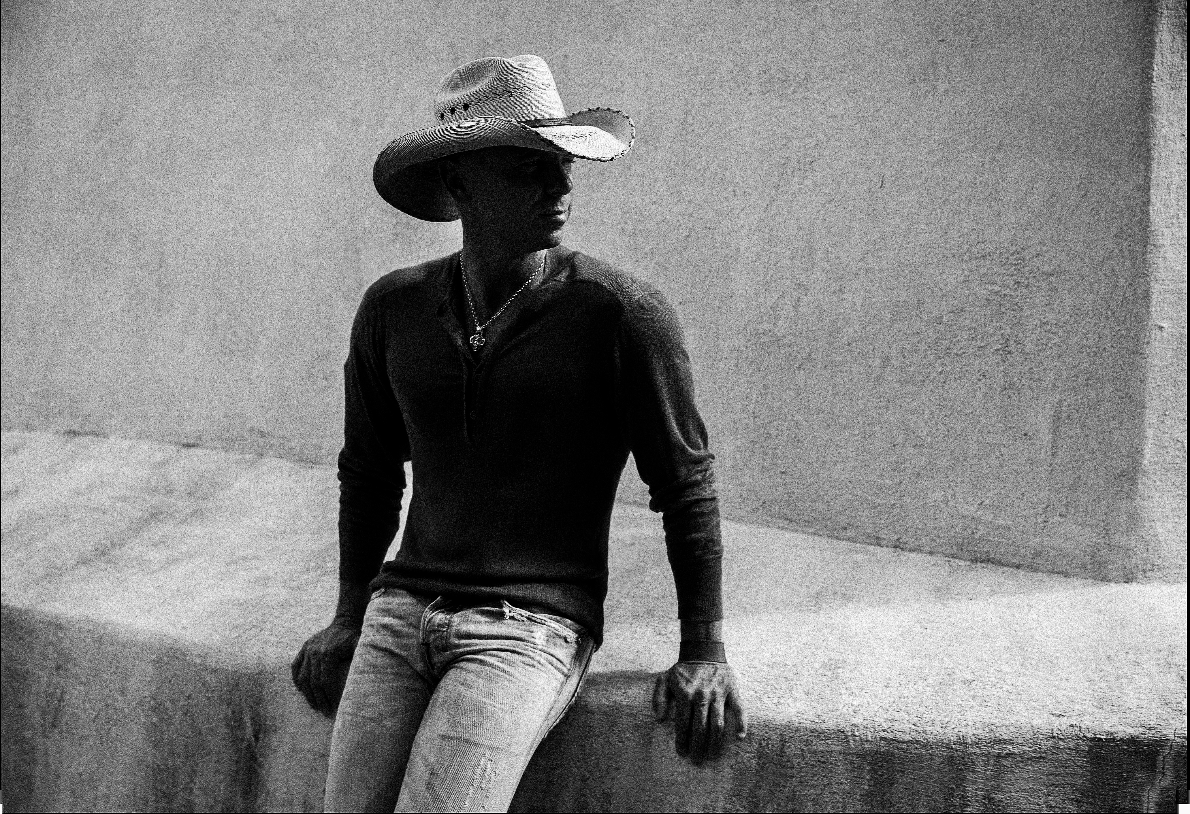 """Kenny Chesney gets help from Ed Sheeran for new single """"Tip of My Tongue"""""""