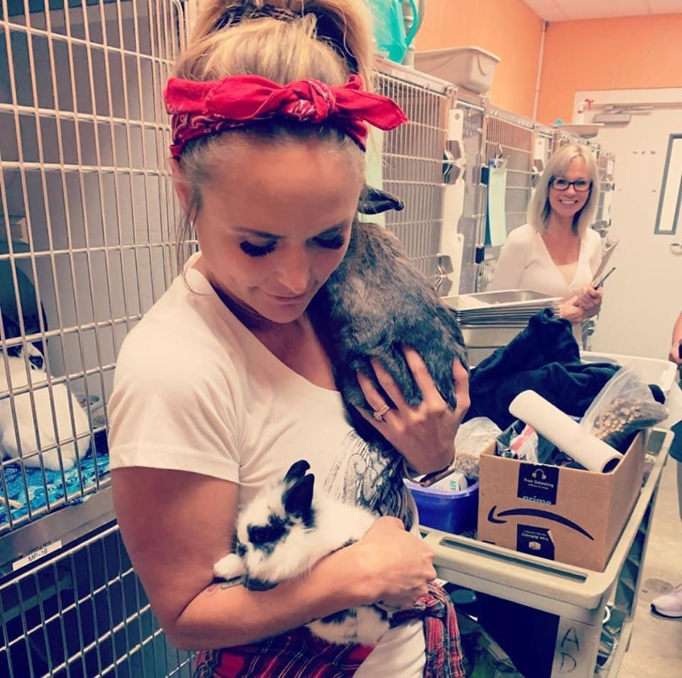 Animal shelter gets the gift of free adoptions from Miranda Lambert
