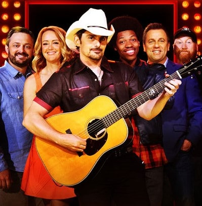 "Streaming Country Stars: Brad Paisley in ""Brad Paisley's Comedy Rodeo"""