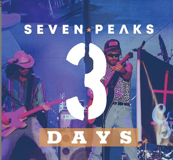 Read more about the article Dierks Bentley's Seven Peaks Music Festival to stream live on Facebook