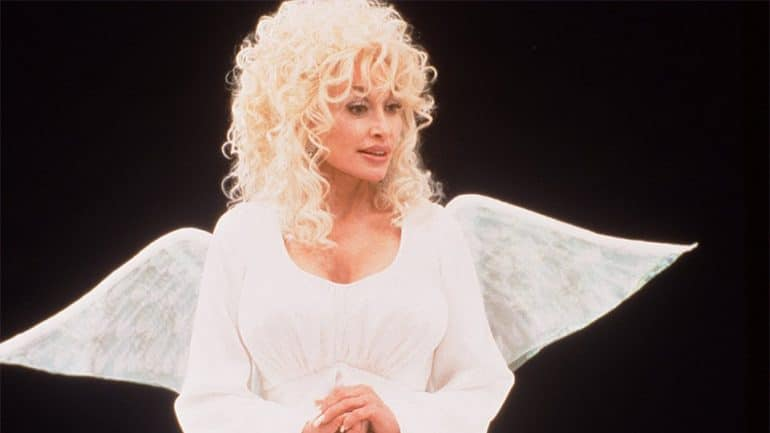 "Streaming Country Stars: Dolly Parton in ""Unlikely Angel"""