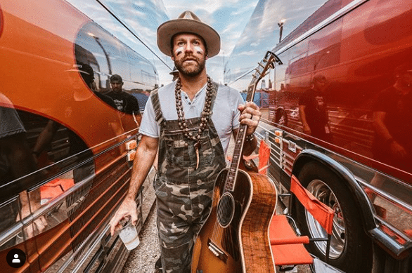 Drake White reveals rare brain disorder he's battling