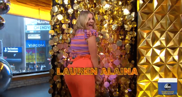 "Lauren Alaina joins ""Dancing With The Stars"""