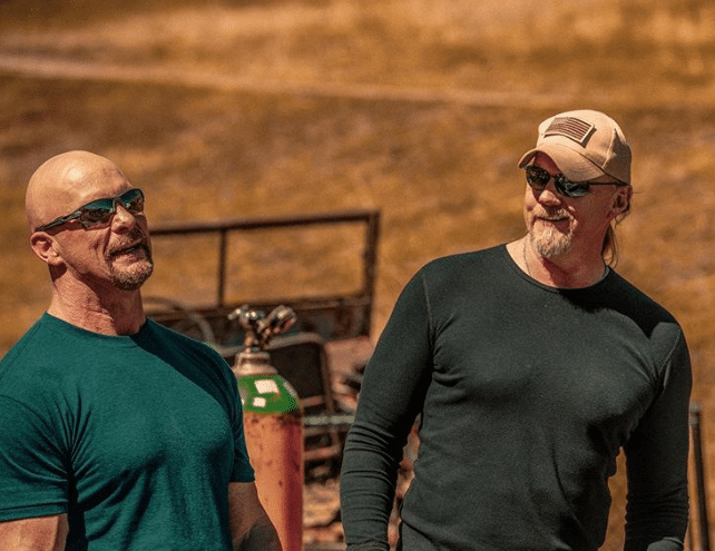 Read more about the article Trace Adkins to appear on Steve Austin's new T.V. show
