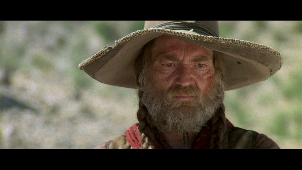 "Streaming Country Stars: Willie Nelson in ""Barbarosa"""