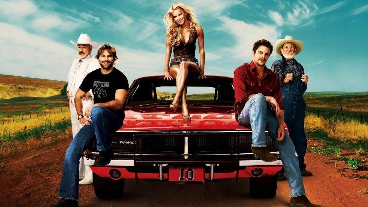"""Streaming Country Stars: Willie Nelson in """"The Dukes of Hazzard"""""""