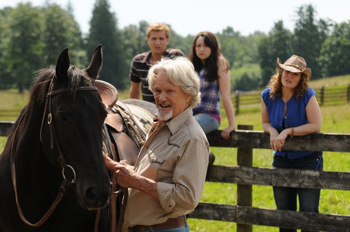 "Streaming Country Stars: Kris Kristofferson in ""Midnight Stallion"""