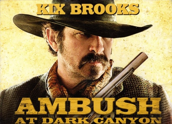 "Streaming Country Stars: Kix Brooks and Randy Houser in ""Ambush at Dark Canyon"""