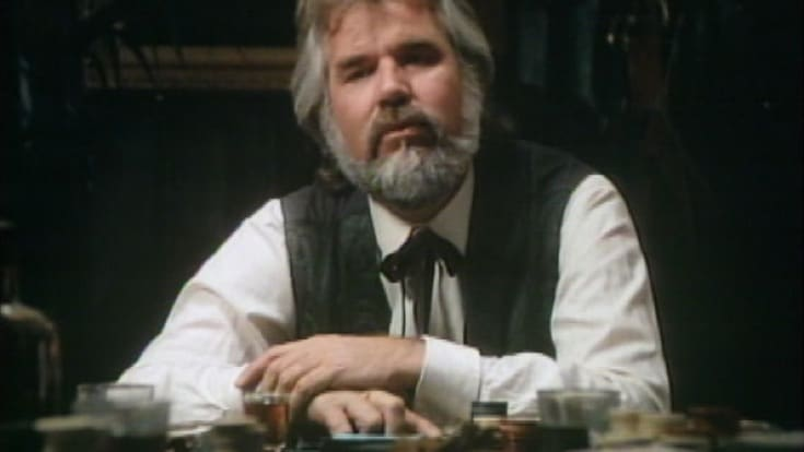 "Streaming Country Stars: Kenny Rogers in ""The Gambler"""