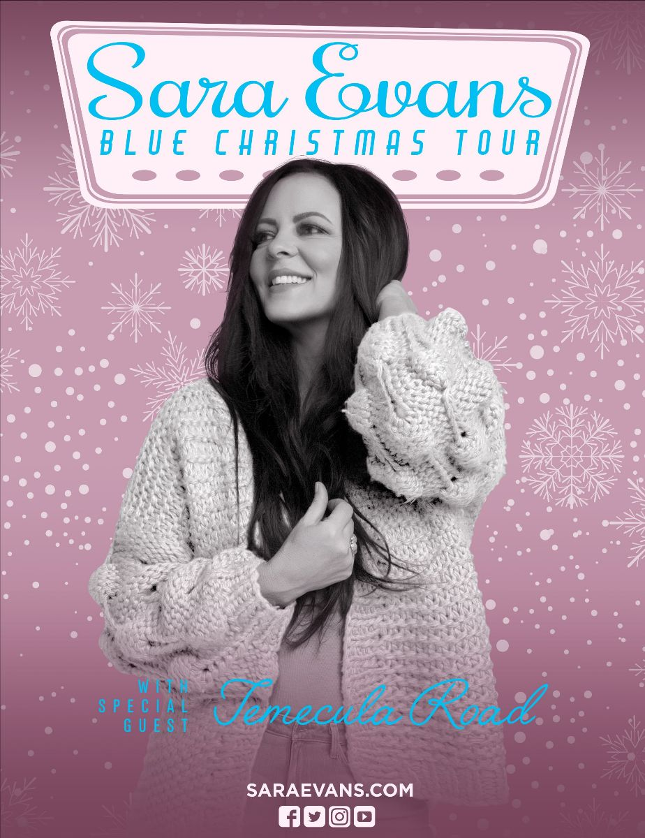 Read more about the article From The Mailbag: Sara Evans announces Blue Christmas Tour