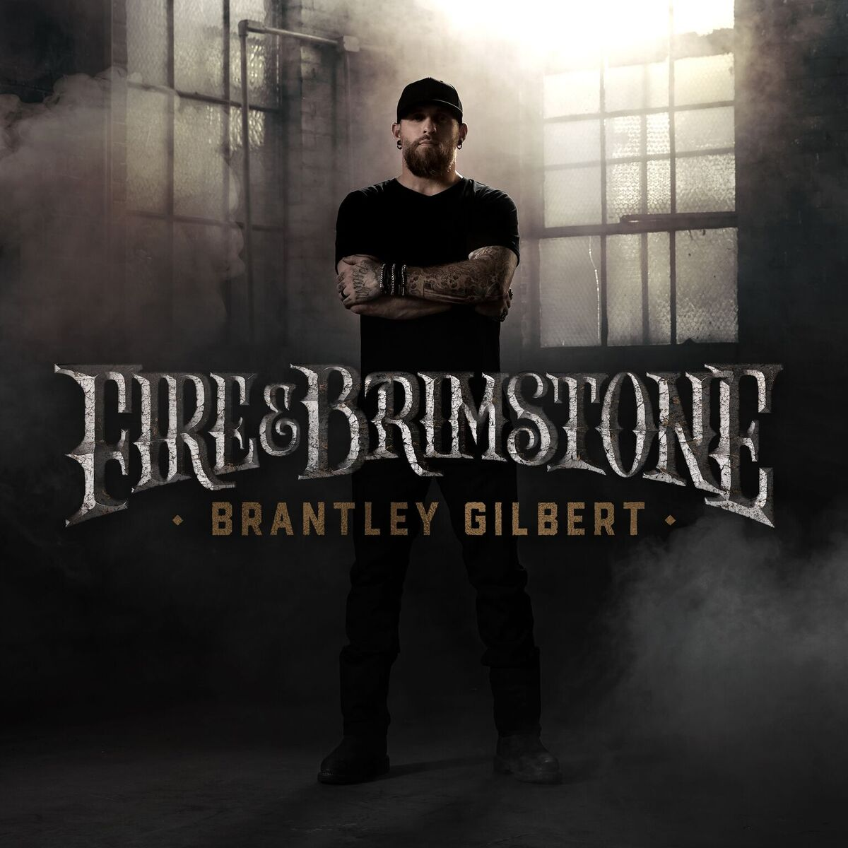 Brantley Gilbert unleashes Fire and Brimstone