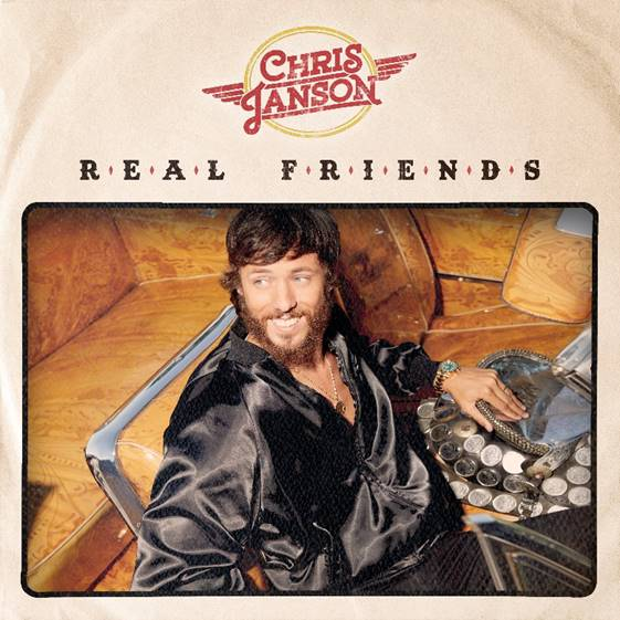 Chris Janson releases new album 'Real Friends.' Listen now