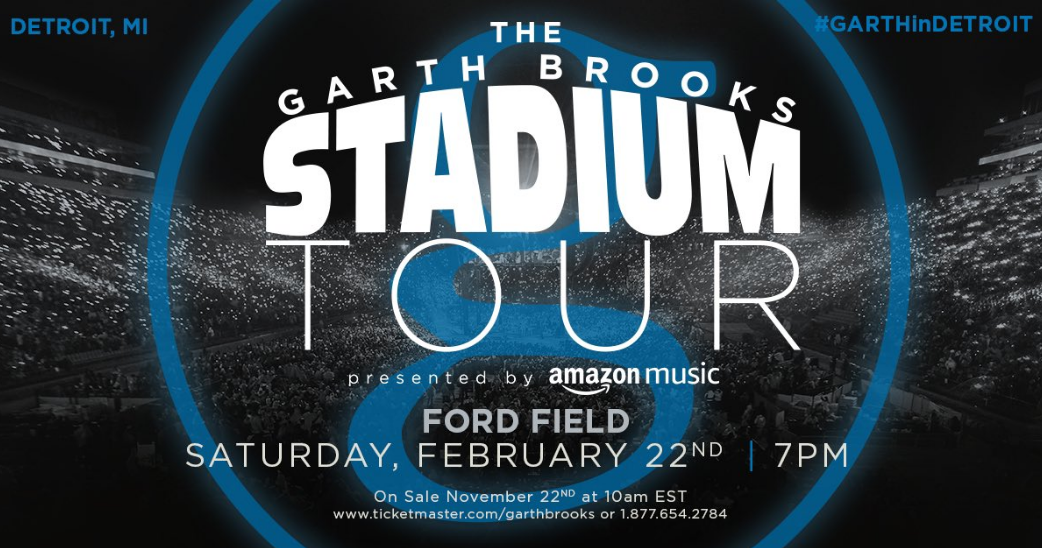 Read more about the article Garth Brooks announces new tour stop and two Dive Bar shows