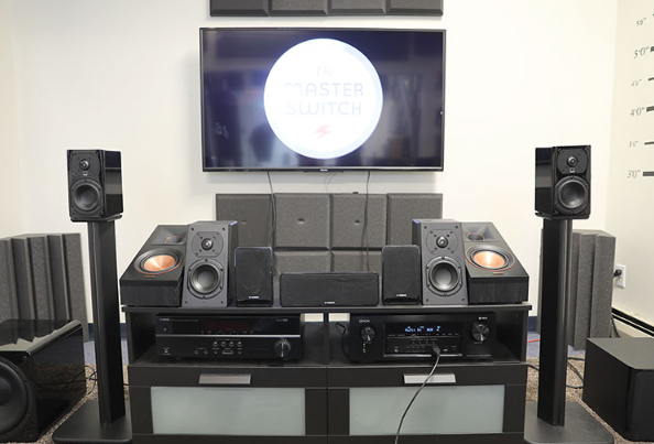 The Setup: Building a great home entertainment system