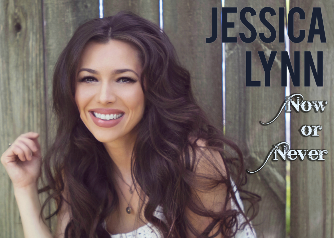 """It's """"Now or Never"""" to Check Out Jessica Lynn's New Single"""