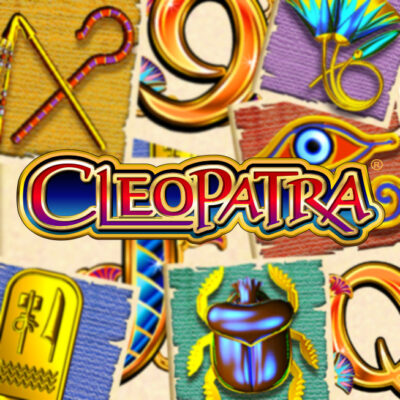 DISCOVER ANCIENT EGYPT WITH THE FAMOUS CLEOPATRA SLOTS GAME