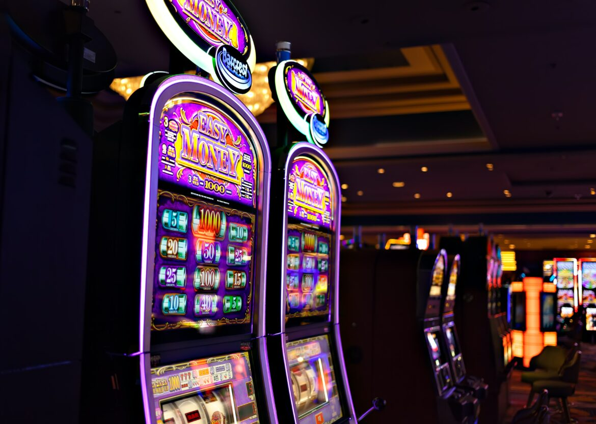 Read more about the article Beginners guide to play slot machines