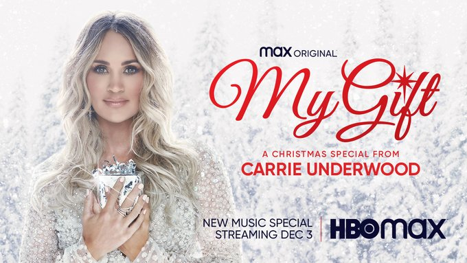 Carrie Underwood heads to HBO Max