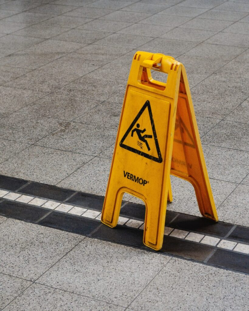 How to Prove Your Slip and Fall Accident Wasn't Your Fault