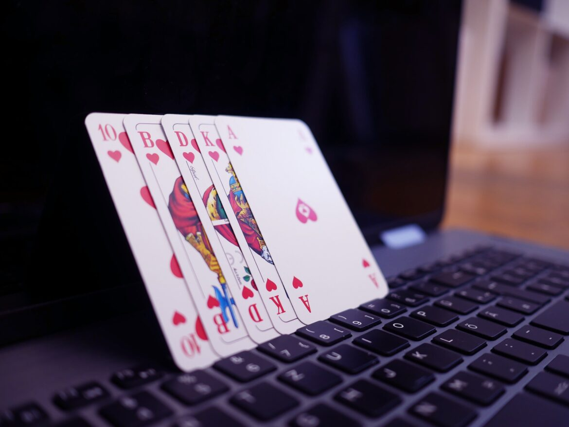 How online casino games dominates the entertainment industry
