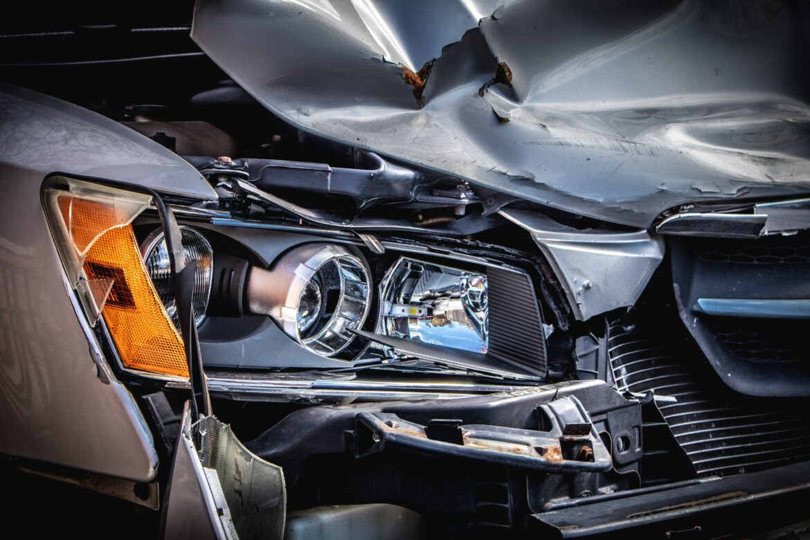 How liability is determined in motor accidents?